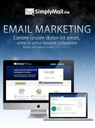 Email marketing application