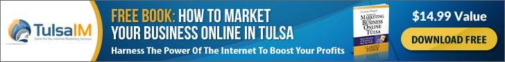 Tulsa Marketing Book Banner